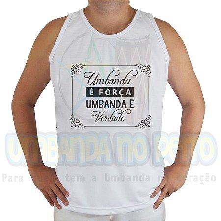 Regata Umbanda é Força
