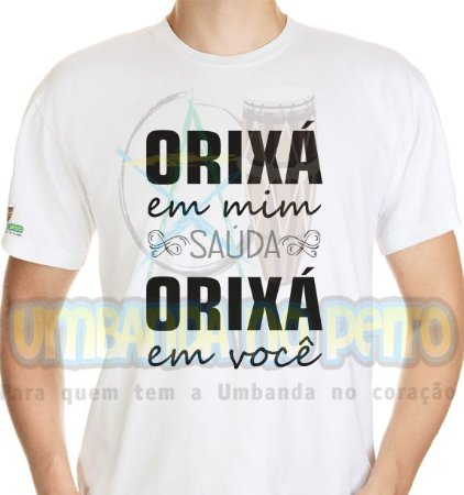 Camiseta Orixá em Mim
