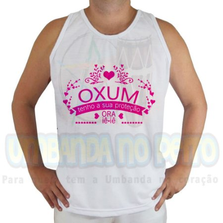 Regata Oxum Tenho a Sua Proteção