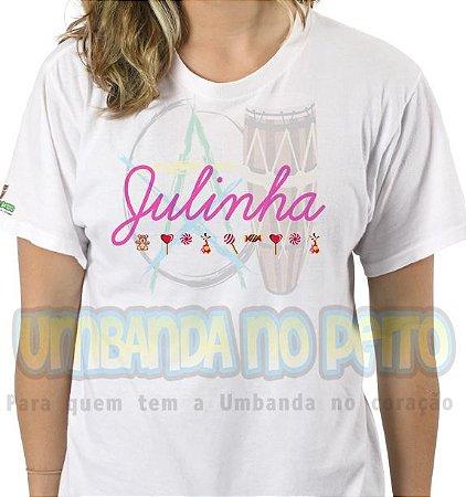 Camiseta Erê Julinha