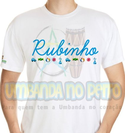 Camiseta Erê Rubinho