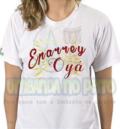 Camiseta Eparrei Oyá