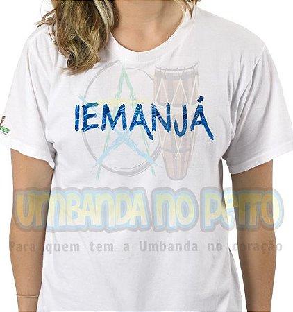 Camiseta Iemanjá Acqua
