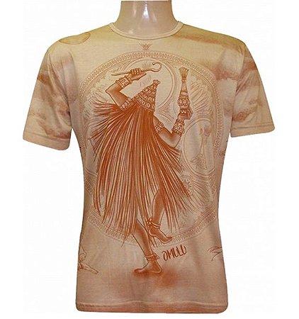 Camiseta Omulu / Obaluayê Viscose