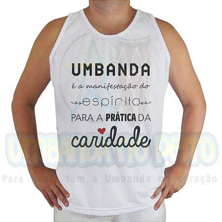 Regata Umbanda é a Manifestação do Espírito