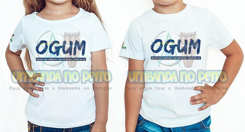 Camiseta Infantil Senhor dos Caminhos