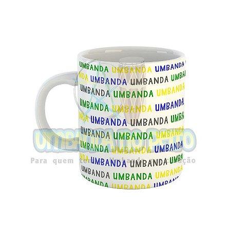 Caneca Umbanda Brasileira