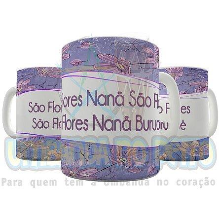 Caneca São Flores Nanã