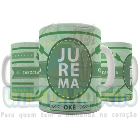 Caneca Cabocla Jurema