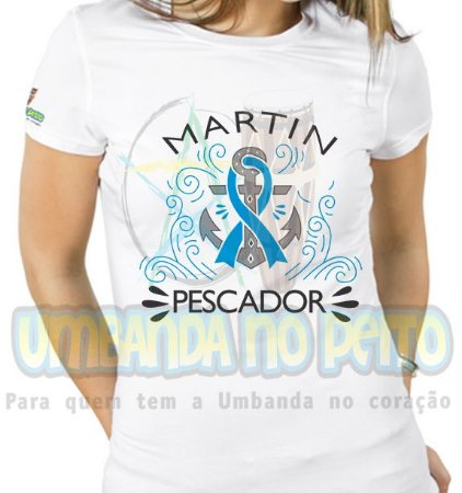 Baby Look Martin Pescador