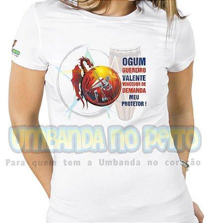 Baby Look Guerreiro Valente (TAM M)