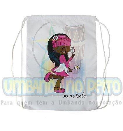 Mochilinha para Guias / Colares / Fios de Contas - Oxum Kids II