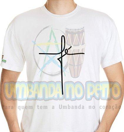 Camiseta Umbanda Fé