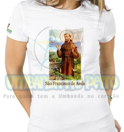 Baby Look São Francisco de Assis II