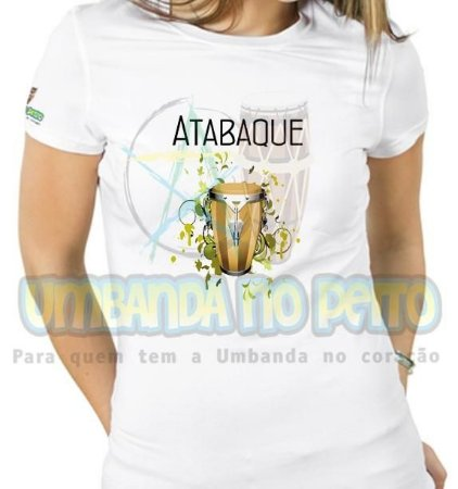 Baby Look Atabaque