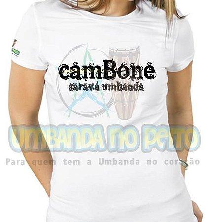 Baby Look Cambone, Saravá Umbanda