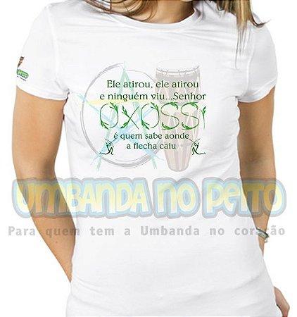 Baby Look Senhor Oxossi