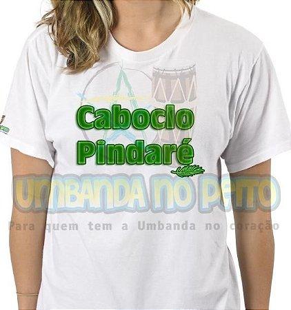 Camiseta Caboclo Pindaré