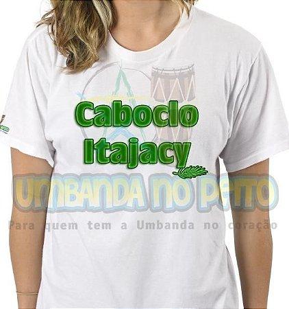 Camiseta Caboclo Itajacy