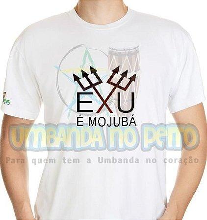 Camiseta Exu, Exu é Mojubá