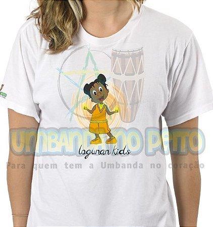 Camiseta Logunan Kids