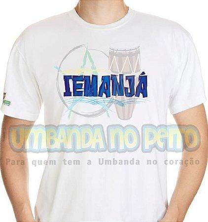 Camiseta Linda Iemanjá