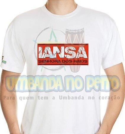 Camiseta Saravá Iansã