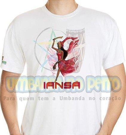 Camiseta Iansã Coleção Orixás