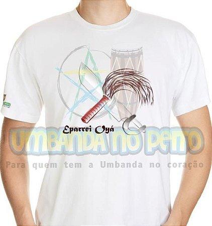 Camiseta Eparrei Oiá