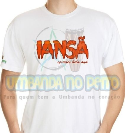 Camiseta Bela Oyá