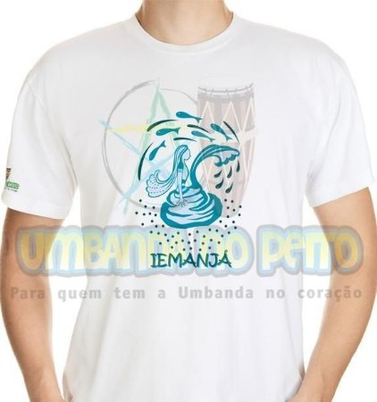 Camiseta Linda Sereia