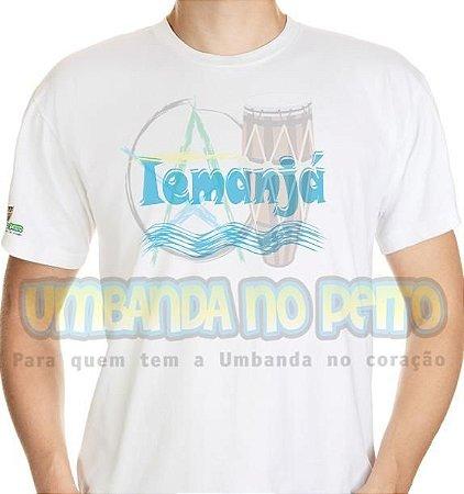 Camiseta Iemanjá Ondas