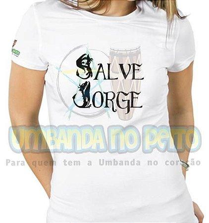 Baby Look Salve Jorge II