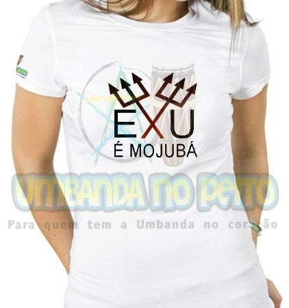 Baby Look Exu, Exu é Mojubá