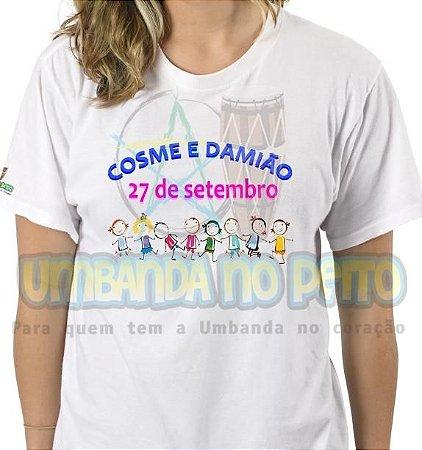 Camiseta 27 de Setembro