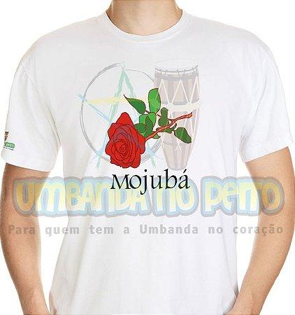 Camiseta Mojubá Pomba-Gira