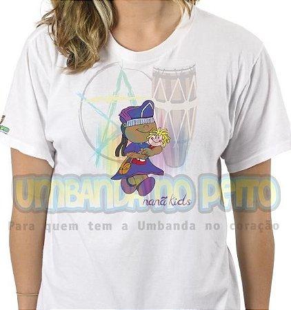Camiseta Nanã Kids