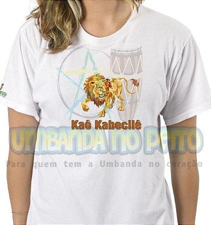 Camiseta Kaô Kabecile
