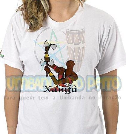 Camiseta Xangô Kaô