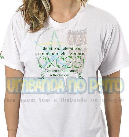 Camiseta Senhor Oxossi