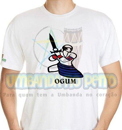 Camiseta Senhor Ogum