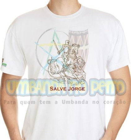 Camiseta Salve Jorge
