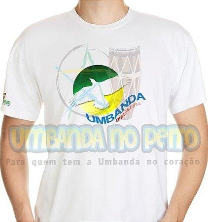Camiseta Umbanda Brasileira