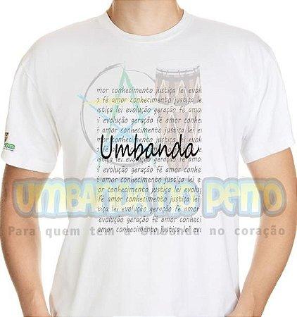 Camiseta Simplesmente Umbanda