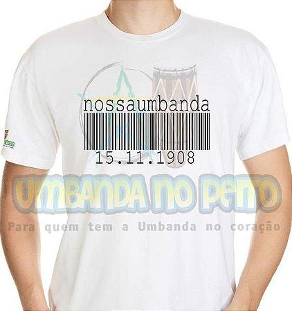 Camiseta Nossa Umbanda