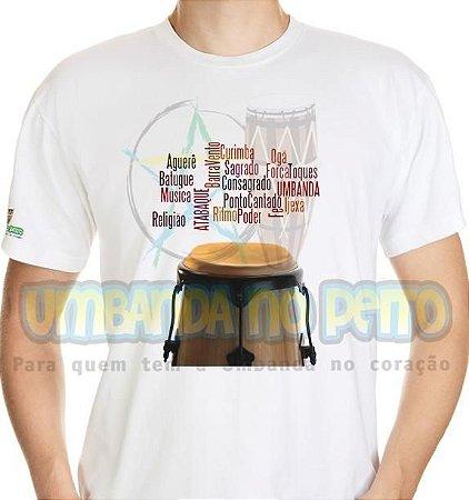 Camiseta Atabaque É