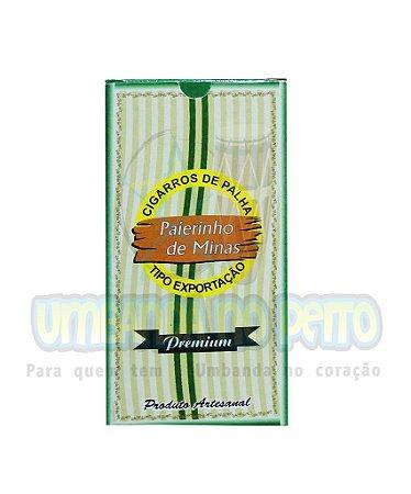 Cigarro de Palha Paierinho de Minas Premium (caixa c/20)