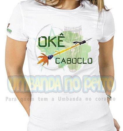 Baby Look Flecha de Caboclo
