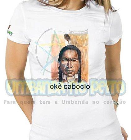 Baby Look Okê Caboclo