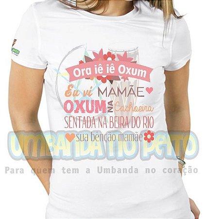 Baby Look Oxum na Cachoeira